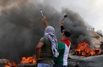 إضراب بمدن فلسطين تضامنا مع الأسرى.. ومواجهات مع الاحتلال