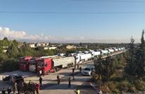صهاريج محملة بوقود إيراني تدخل لبنان عبر سوريا (شاهد)
