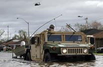 """ارتفاع حصيلة ضحايا إعصار """"إيدا"""" بولاية لويزيانا الأمريكية"""