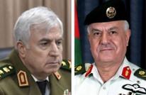 وزير دفاع النظام السوري يزور نظيره الأردني في عمّان