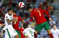"""رونالدو يقود البرتغال للفوز على إيرلندا ويحقق """"رقما تاريخيا"""""""