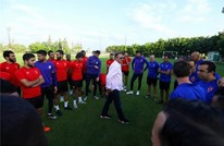 الخطيب يقرر معاقبة لاعبي الأهلي ماليا بعد خسارة السوبر