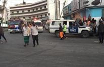 """8 قتلى بهجوم """"مفخخة"""" قرب القصر الرئاسي في مقديشو"""