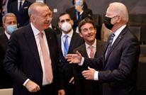 "أردوغان: سأناقش ملف ""أف35"" مع بايدن في غلاسكو"
