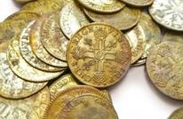 بيع كنز ذهبي عثر عليه بجدران قصر فرنسي بمليون يورو