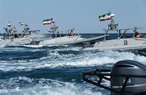 """مناورات بحرية للحرس الثوري الإيراني بيوم """"مقارعة الاستعمار"""""""