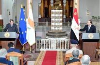 السيسي يدعو المجتمع الدولي لحل أزمة سد النهضة (شاهد)