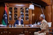 الدبيبة يدعو لسرعة التحقيق باشتباكات طرابلس (فيديو+صور)