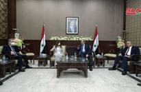 دمشق ترحب بطلب لبنان استيراد الغاز المصري عبر أراضيها