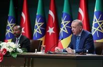 إثيويبا تستورد سلاحا تركيا بملايين الدولارت أغسطس الماضي