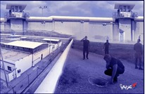تفاصيل مثيرة عن تحصينات الاحتلال بسجن جلبوع (إنفوغراف)