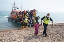 أكثر من ألف مهاجر يصلون بريطانيا في يوم واحد