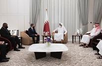 أمير قطر يستقبل بلينكن وأوستن.. ومباحثات حول أفغانستان