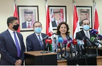 وفد وزاري سوري يزور الأردن اليوم