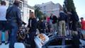 أوكرانيون يحتجون أمام السفارة الروسية - أوكرانيون يحتجون أمام السفارة الروسية (4)