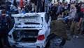 أوكرانيون يحتجون أمام السفارة الروسية - أوكرانيون يحتجون أمام السفارة الروسية (9)