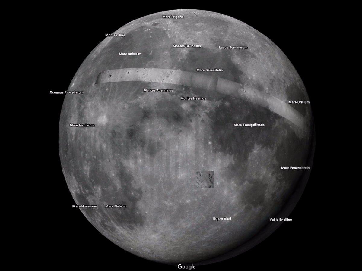 earths moon11 - عدن نيوز
